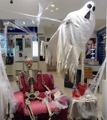 Horror Story – Vetrina Halloween 2015