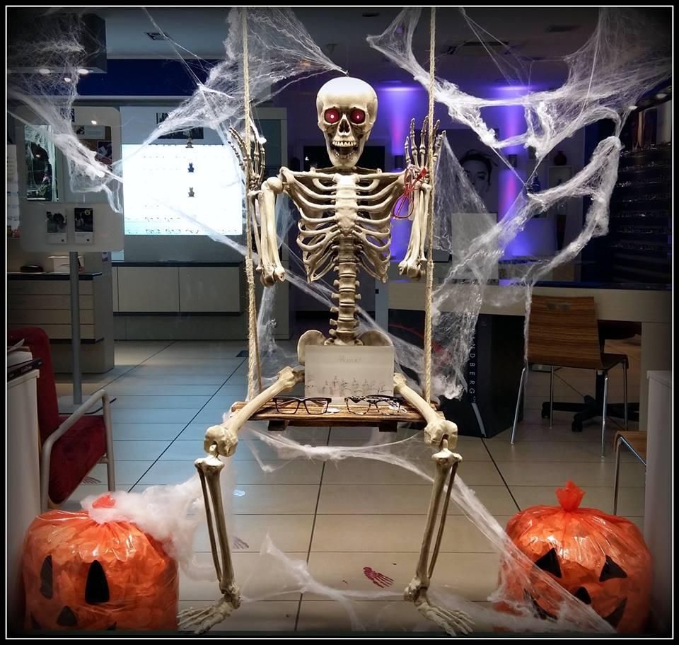 Vetrina Halloween 2016