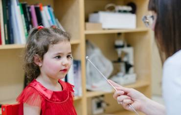 Prevenzione visiva nei bambini: cos'è lo screening e come funziona