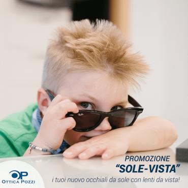 Promozione SOLE-VISTA