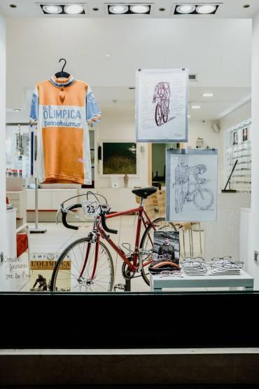 L'OLIMPICA 2018 – Manifestazione ciclistica non competitiva con bici storiche
