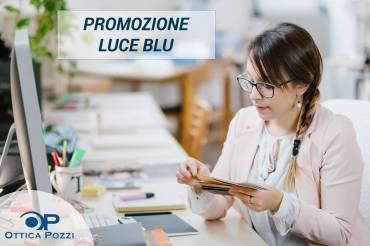 Promozione LUCE BLU