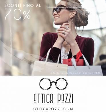SALDI invernali 2020 – Sconti fino al 70% su occhiali da sole e da vista!
