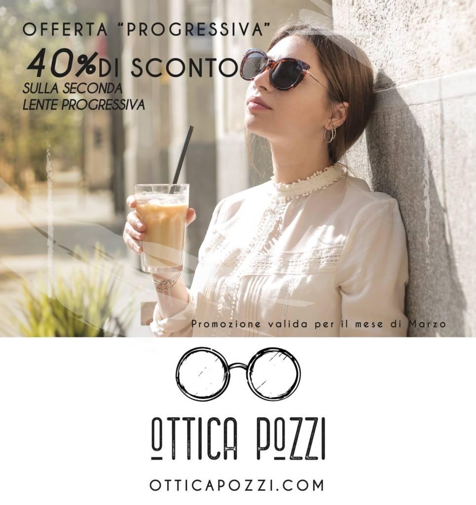 Offerta lenti progressive - Ottica Pozzi - Villafranca di Verona